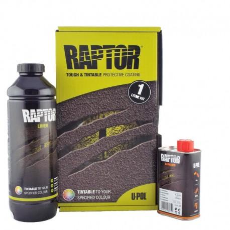 Vopsea Raptor Colorabil kit 0,95 Litri