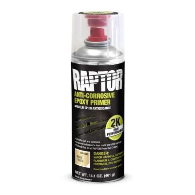 Spray Grund Epoxy, Raptor,  Anti-Coroziv, 2K,  400 ml