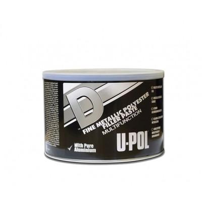 Chit Cu Aluminiu Soft, U-POL D, 1,1L  (2 KG)