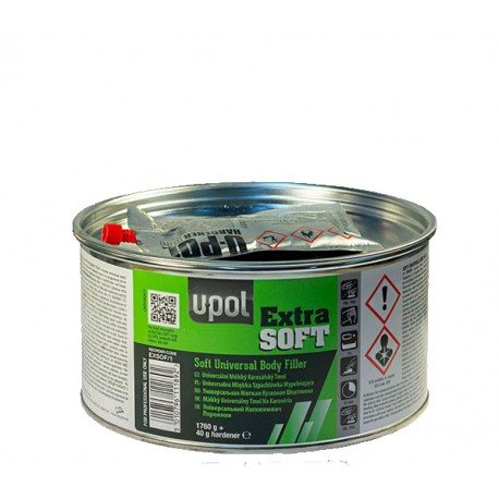 Chit Soft, U-POL Extra Soft, 1.8 Kg